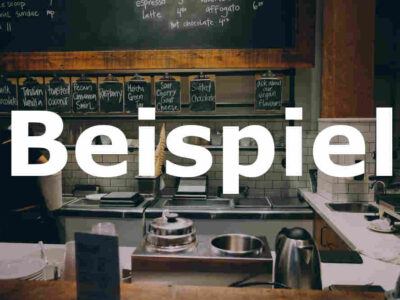 Restaurant verkaufen (Schweiz) - Beispiel